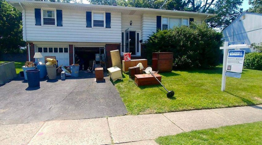 Furniture Removal - Jersey City NJ