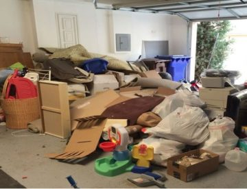 Garage Cleanout - Jersey City NJ