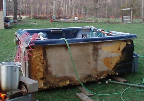 Hot Tub Removal - Jersey City NJ