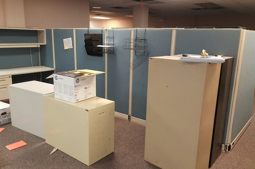 Office Cleanout - Jersey City NJ
